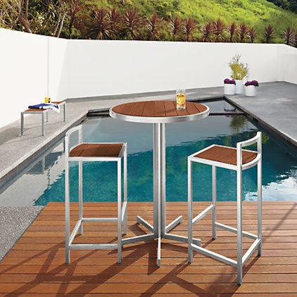 Modern Patio by Room & Board