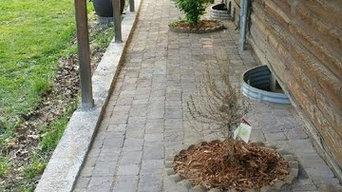 Moorish Garden Patio Project