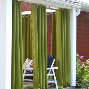Example of a trendy patio design in Cincinnati