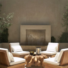 Contemporary Patio by thinkpure