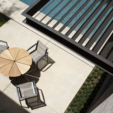 Contemporary Patio by Workshop M Architecture
