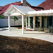 Contemporary Patio by MyHandyman of Fort Smith