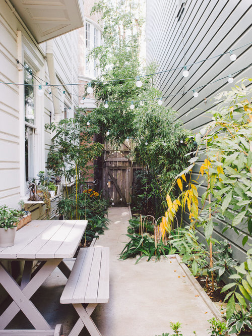 Narrow Side Yard Ideas Pictures Remodel And Decor