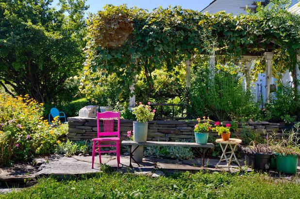 Farmhouse Patio by Rikki Snyder