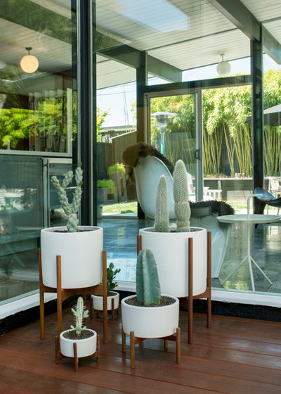 My Houzz Updated Midcentury Home With Scandinavian Charm