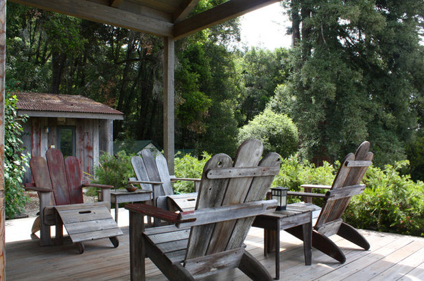 Marvelous Rustic Patio by Shannon Malone