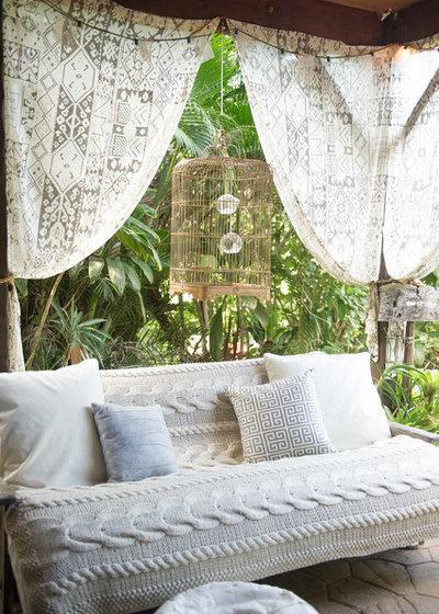 Romantique Terrasse et Patio by Ashley Camper Photography