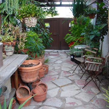 My Houzz: Early-California Style for a 1920s Home and Garden