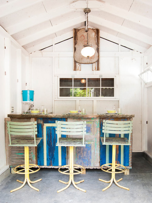 Shed Bar Houzz