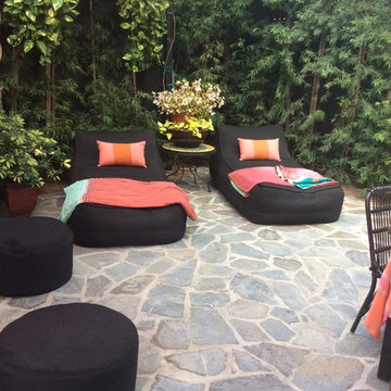 My Houzz: Global-Inspired Color Transforms a Lavish Beach Home