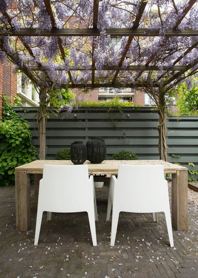 Best Contemporary Patio by Margot Hartford Photography