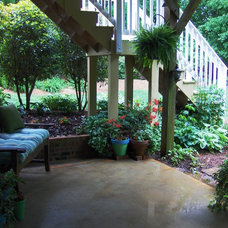 Patio by Pam from  diy Design Fanatic