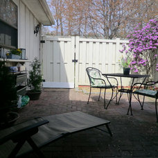 Eclectic Patio My Project