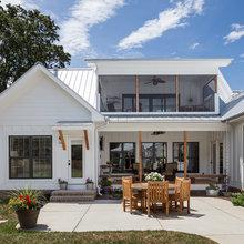 Exterior House Ideas - Back