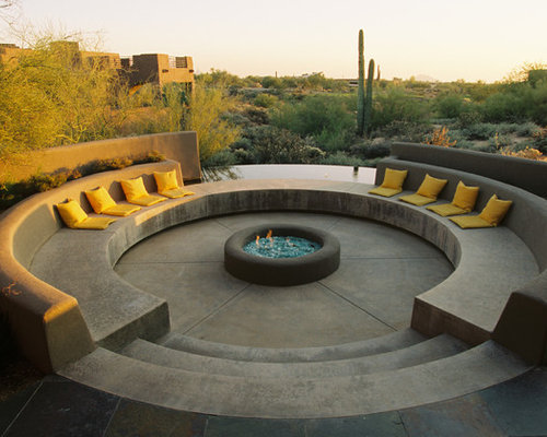 Contemporary Amphitheatre Home Design Ideas, Pictures ... on Modern Boma Ideas id=77924