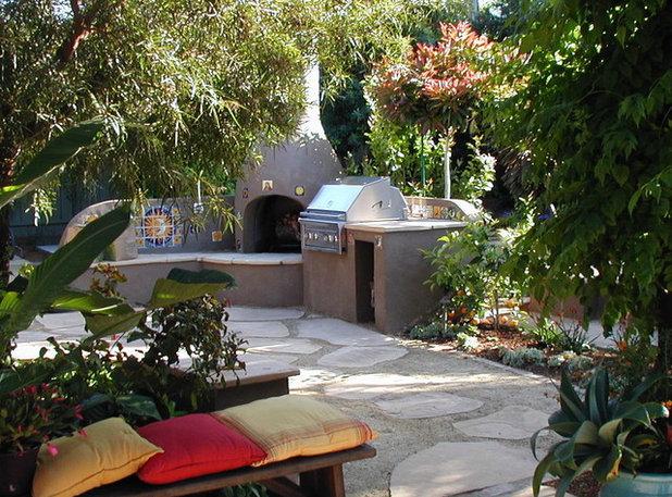 amerikanischer sdwesten patio by mozaic landscapes - Wintergarten Entwirft Irland