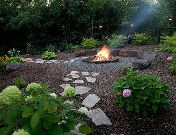 Natural and Fun Backyard