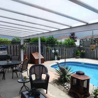 Natural Light Patio Cover
