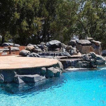 Natural Rock Pool
