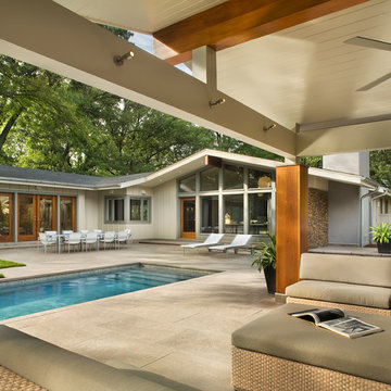 New Contemporary Home and Property