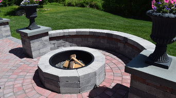 New England Backyard Fire Pit, Lincoln RI
