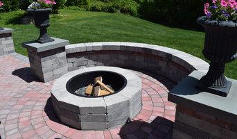 New England Backyard Fire Pit, Lincoln RI