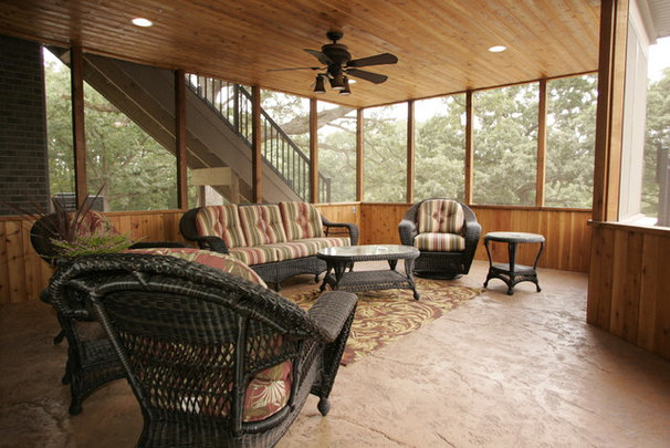 Traditional Patio by Richards Construction, Inc.