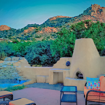 NEW MEXICO OUTDOOR LIVING