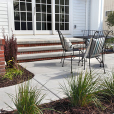 Traditional Patio by Replacement Housing Services Consortium