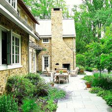 Farmhouse Patio by Spencer-Abbott, Inc.