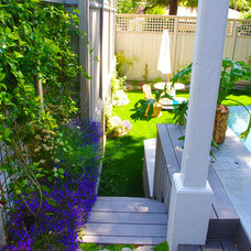 Eclectic Patio by G Family, Inc.