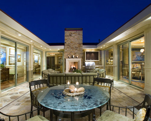Best Interior Courtyards Design Ideas & Remodel Pictures | Houzz