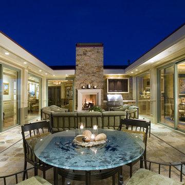 Newport Beach Custom Home