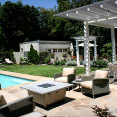 Traditional Patio by Cooke Furniture
