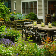 Traditional Patio by Offshoots, Inc.