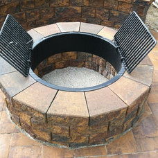 Traditional Patio by Ryan's Landscaping Hanover, Pa Patios & Walls