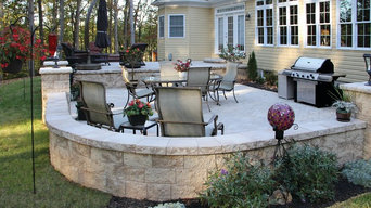 Nicolock Paving Stones and Retaining Walls