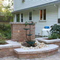 Traditional Patio by Bahler Brothers