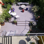 Concrete Modern Patio Denver By Bloom Concrete