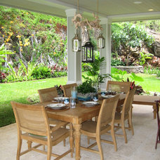 Tropical Patio by D for Design