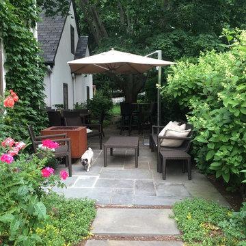 Noroton Backyard Patio