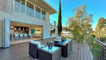 North Hollywood, Los Angeles Premier Ultra Slim Folding Doors