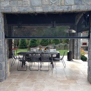 North Jersey Outdoor Living Room