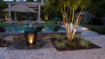 North Potomac Backyard Oasis