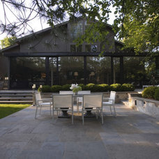 Contemporary Patio by The Garden Consultants, Inc.