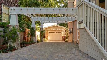 Oakland CA Full Outdoor Living Remodel