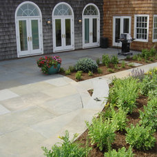Traditional Patio by Cording Landscape Design