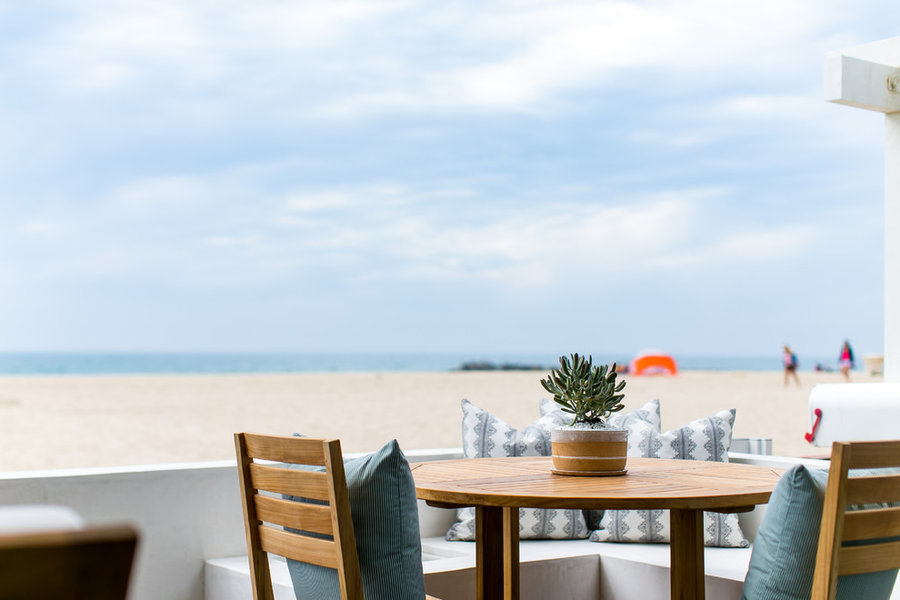 Oceanfront Newport Beach Exteriors