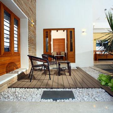 Ojin residence