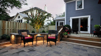 Old Town Alexandria Outdoor Redesign